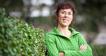 Marieke Daalder: ecologisch hovenier Den Haag